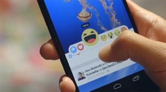 Facebook afegeix sis noves alternatives al botó «m'agrada»