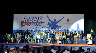 Reus premia els millors clubs i esportistes de la ciutat