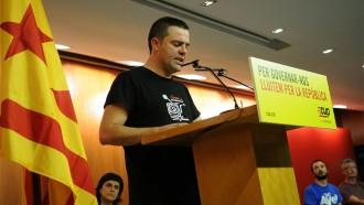 Vés a: La CUP confirma que no investirà Mas mentre Junts pel Sí insisteix en la figura del president