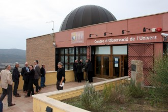 El Montsec, a punt per acollir la segona edició del Festival d'Astronomia