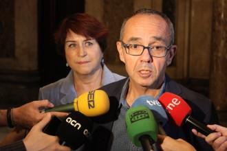 Vés a: Joan Coscubiela: «El diagnòstic de la CUP coincideix plenament amb el de Catalunya Sí que es Pot»