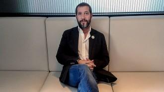 Carles Porta: «Tots necessitem un segon origen, també Catalunya»