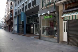 Detinguda una veïna de Lleida per apunyalar al coll la seva parella