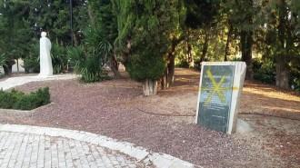 Ataquen part del monument de Lluís Companys al Tarròs