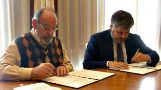 L'Ajuntament contribueix amb 10.000 euros a restaurar la façana del Lledó