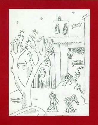 Solsona convoca el tretzè Concurs de Postals de Nadal