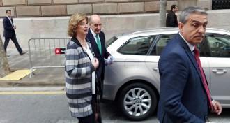 Irene Rigau reitera que no va donar ordres als directors d'institut pel 9-N