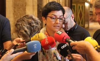 Vés a: El PSC demana proporcionalitat en la composició de la mesa del Parlament