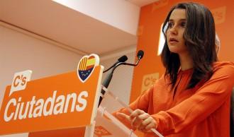 Inés Arrimadas, sobre el 9-N: «Els polítics no poden estar per sobre de les lleis»