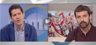 Vés a: Enganxada entre Jordi Borràs i Nacho Martín Blanco pels vincles de Societat Civil Catalana amb l'extrema dreta