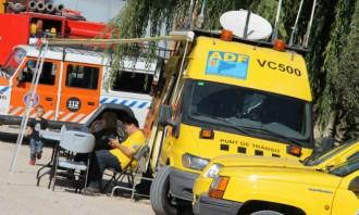 L'ADF de l'Espluga organitza una trobada de cossos d'emergència