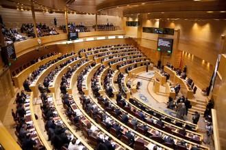 Vés a: Els idiomes que hauran d'estudiar els senadors espanyols