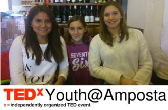Preparant el TEDxYouth@Amposta