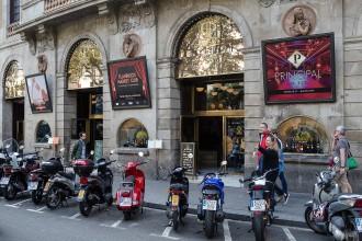 Prorrogat el pla d'ajudes per als teatres privats de Barcelona