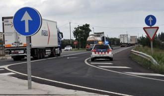 El RACC qüestiona l'eficàcia de les rotondes a l'N-340