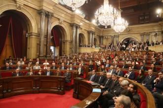 El ple de Tarragona rebutja la resolució de desconnexió d'Espanya