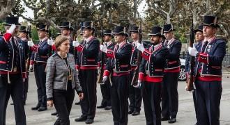 Carme Forcadell inaugura el Parlament que tanca «l'etapa autonòmica»