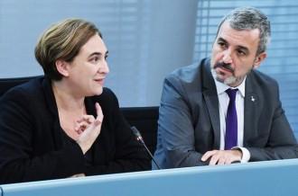 Vés a: Les negociacions per un pacte d'esquerres avancen a l'Ajuntament de Barcelona