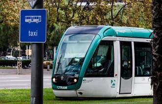 La PTP reivindica la unió dels tramvies de Barcelona per la Diagonal