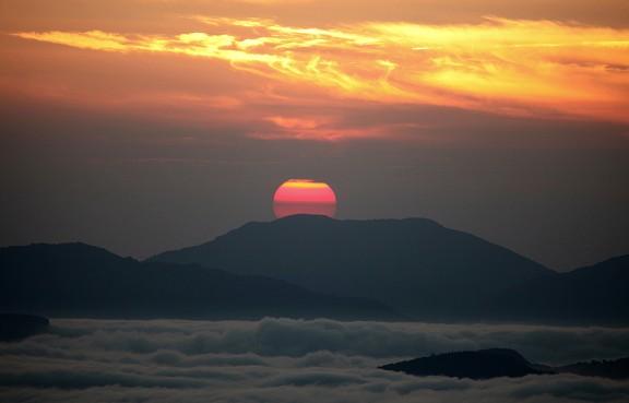 Osona: paisatge i meteorologia
