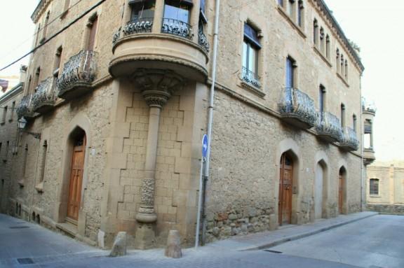 Cal Pau de Marrosella, una casa solsonina amb cent anys d'història