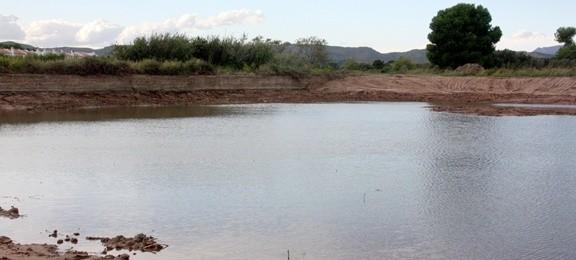 Les Madrigueres del Vendrell ja disposa de les seves dues noves llacunes