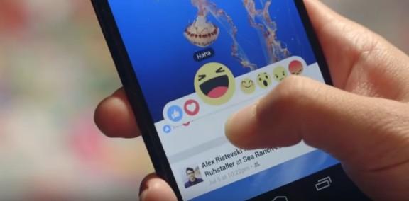Què signifiquen els nous botons de Facebook?
