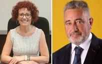 Navarro i Aubà seran els ebrencs millor situats a les llistes d'ERC al Congrés i al Senat