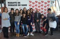 Més de 500 persones participen en la Marató de Donació de Sang de la Ràpita