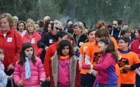 Móra d'Ebre es mobilitza pel càncer infantil