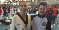 Joana Roselló, bronze al Campionat de Catalunya de Taekwondo