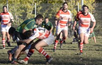 El Rugby Manresa perd contra l'INEF de Lleida (0-26)