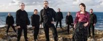 El grup gallec de música celta Luar na Lubre actua al TÀG del Vendrell