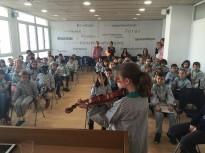 L'escola Paidos celebra Santa Cecília amb música