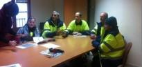 Cinc persones comencen un Pla d'Ocupació de neteja viària al Vendrell