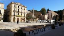 Oberta a la circulació la plaça Mossèn Sol de Tortosa
