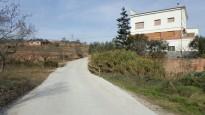 Santpedor finalitza l'arranjament del camí de Burgaroles