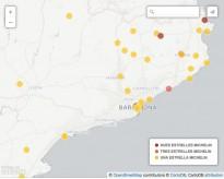 MAPA Catalunya, un país de 60 estrelles Michelin