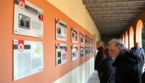 Exposició permanent sobre les Brigades Internacionals a l'alberg de l'Espluga