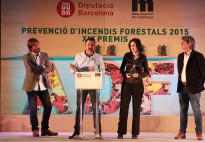 Vés a: La Diputació distingeix la tasca de l'ADF Montseny Ponent