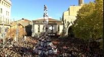 Florensa: «Un castell com el 4 de 10 pesa uns 12.000 quilos»