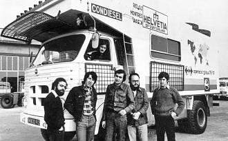 Quaranta anys d'un periple en camió per quatre continents