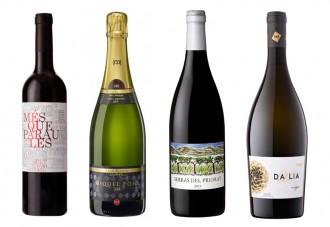 SORTEIG Els quatre vins de la setmana