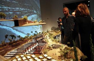 La CUP critica que el Patronat de Turisme de Girona gastés 12.000 euros en una maqueta del BulliFoundation
