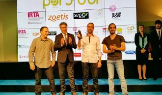 La granja Sant Martí de Sant Martí de Centelles triomfa de nou als premis Porcs d'Or