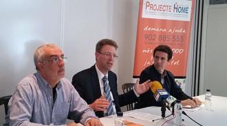 L'ONG Projecte Home obre un punt d'atenció de les addiccions a Tortosa