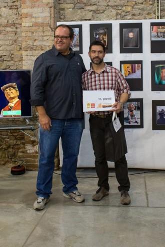 El solsoní Victor Pisa guanya el XV concurs fotogràfic Fet Geganter