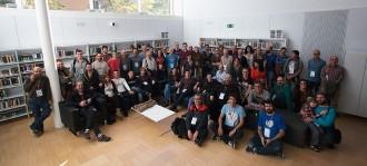La Viquitrobada 2015 reuneix un centenar d'usuaris i editors a Girona