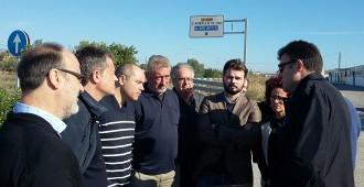 Rufián (ERC): «Cal acabar amb la situació indecent de l'N-340 a l'Ebre»