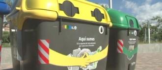 El Baix Penedès no se'n surt amb el reciclatge, que puja un 1% en dos anys